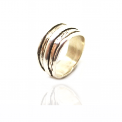 Damage Ring - Sterling Silver 925