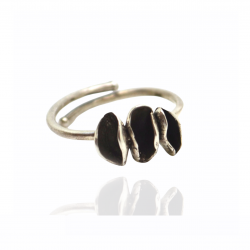 Mess Up Ring - Sterling Silver 925