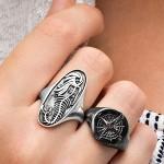 Δαχτυλίδι Magical compass
