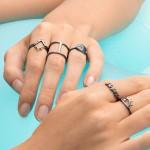 Cone Dots  Δαχτυλίδι