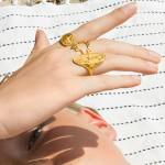 Δαχτυλίδι Γοργόνα