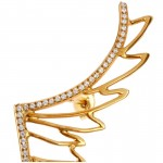 Ariel Ear Cuff Zircon edition