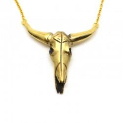 Buffalo skull Κρεμαστό