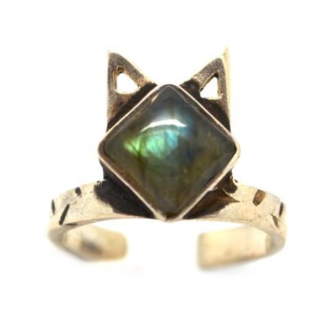 Coyote Ring ασημένιο