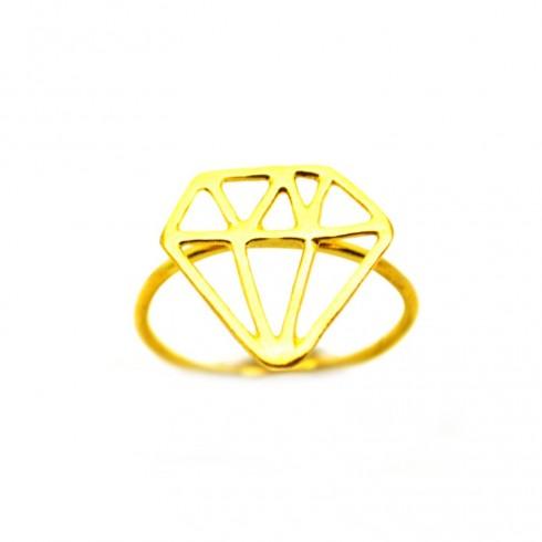 Diamond Δαχτυλίδι