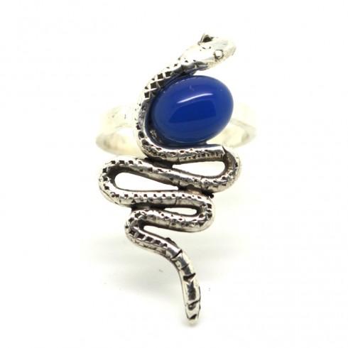 Snake Δαχτυλίδι .