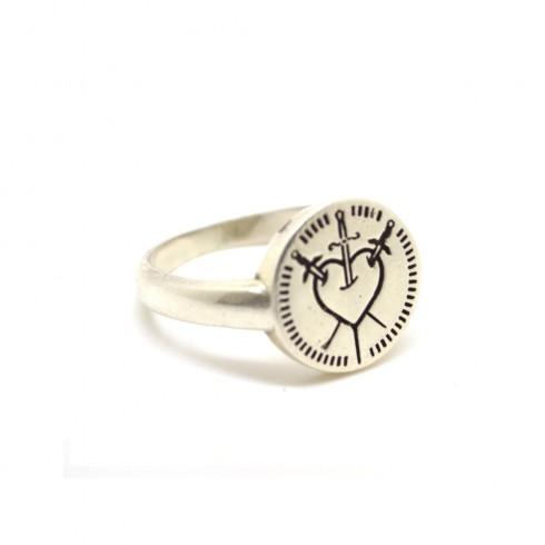 Δαχτυλίδι Bloody heart