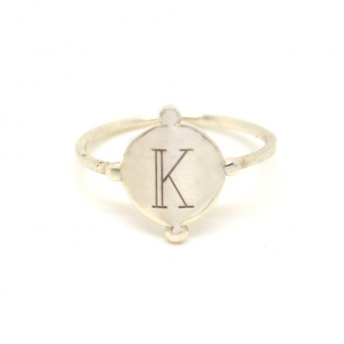 Monogram Δαχτυλίδι