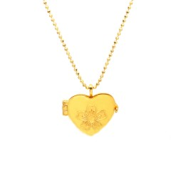 Secret Love Locket necklace