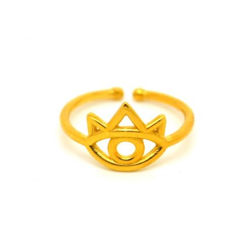 Evil Eye Δαχτυλίδι