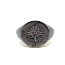 Magical Compass  Ring