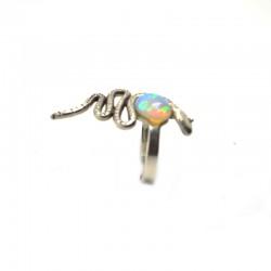 Snake Opal Ring