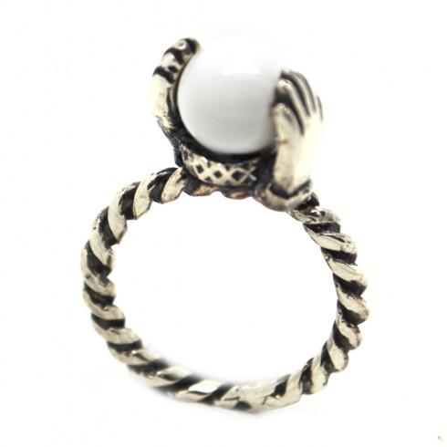 Palantir Δαχτυλίδι ασημένιο