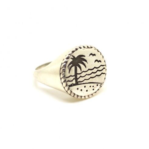 Δαχτυλίδι Paradise island