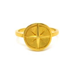 Star Compass Ring