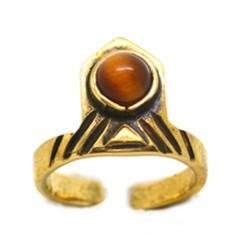 Sparrow ring Ορειχάλκινο