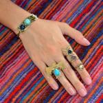 Falcon Δαχτυλίδι