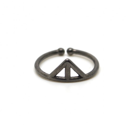 Triangle  Δαχτυλίδι
